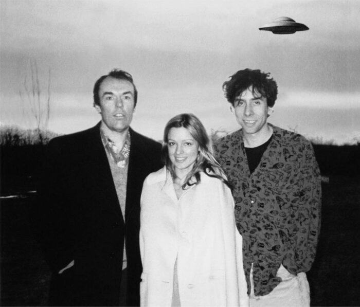 Jonathan Gems, Lisa Marie, Tim Burton