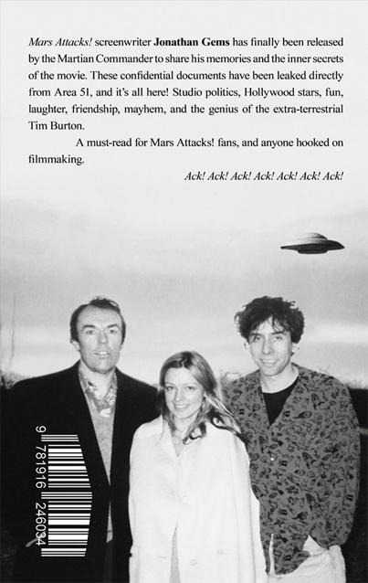 Mars Attacks Memoirs Back